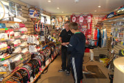Cambridge Lawn Tennis Club Pro Shop